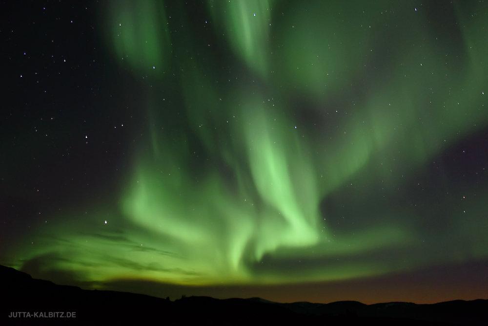 Polarlicht bei Abisko I