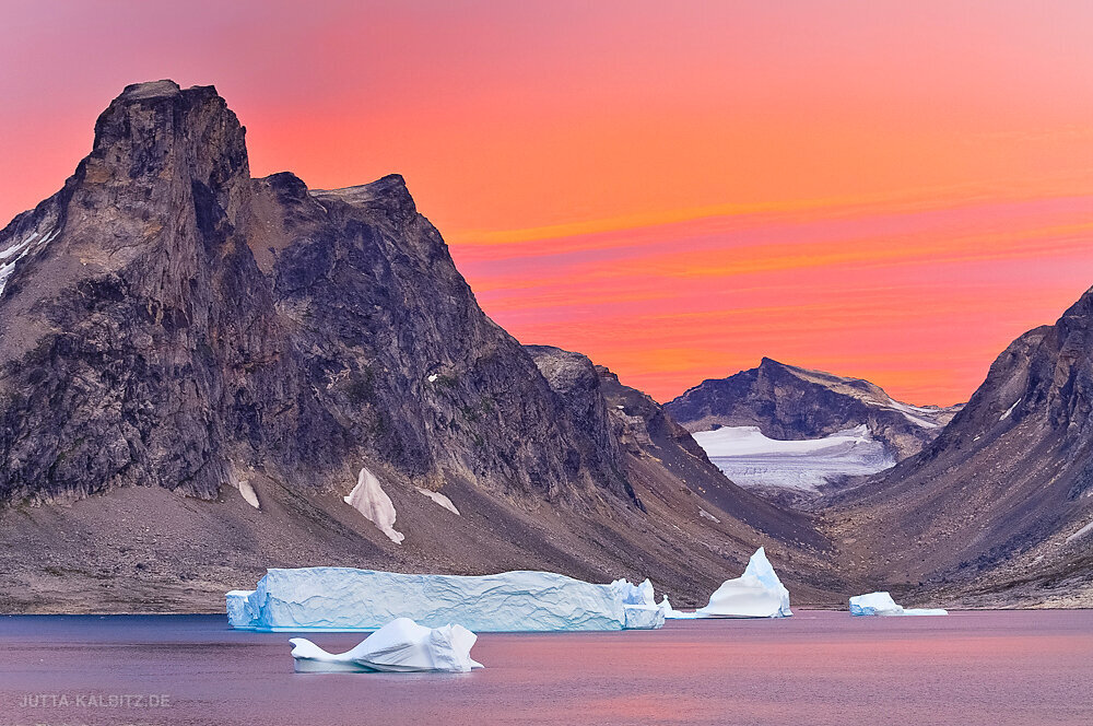 Arktis - Ostgrönland