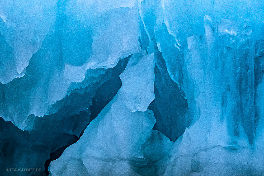 Gletscherbruchstücke VII