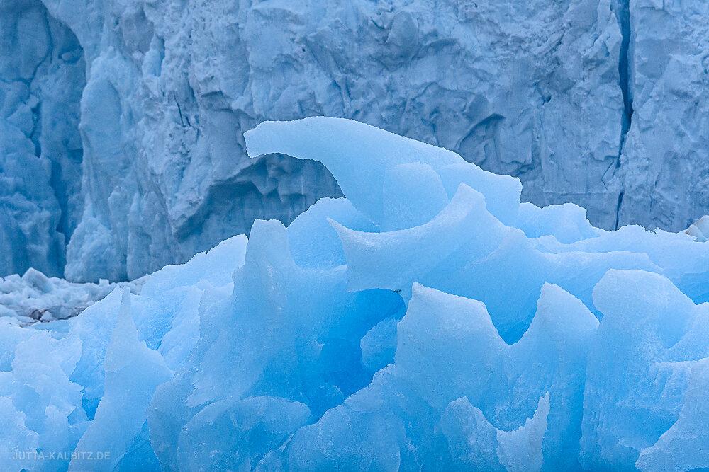 Gletscherbruchstücke VI