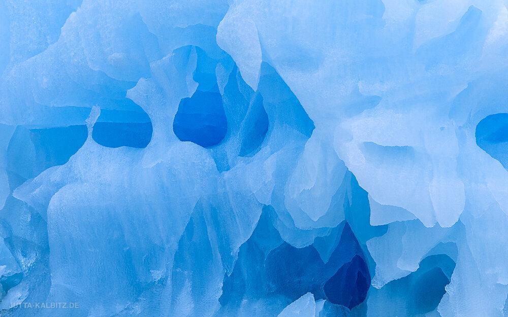 Gletscherbruchstücke IX