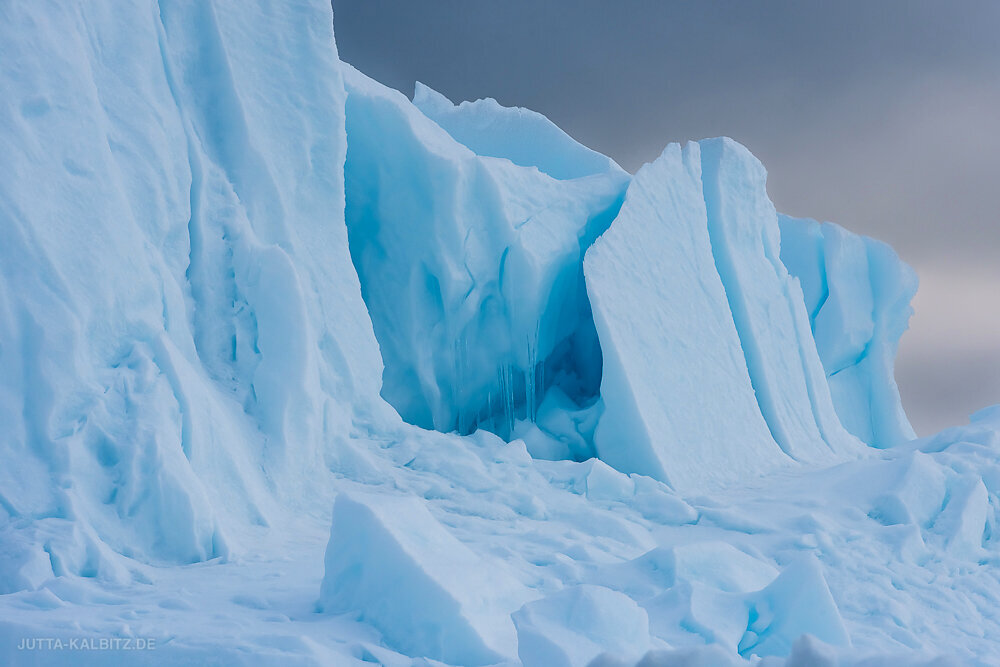 Gletscherbruchstücke II