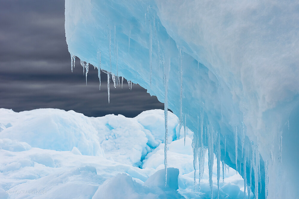Gletscherbruchstücke III